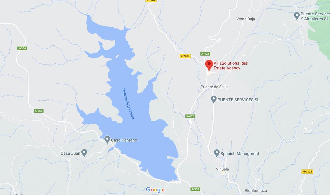 VillaSolutions Location