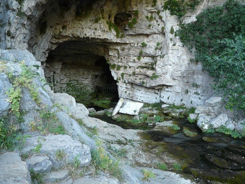 Cueva del Boquete de Zafarraya