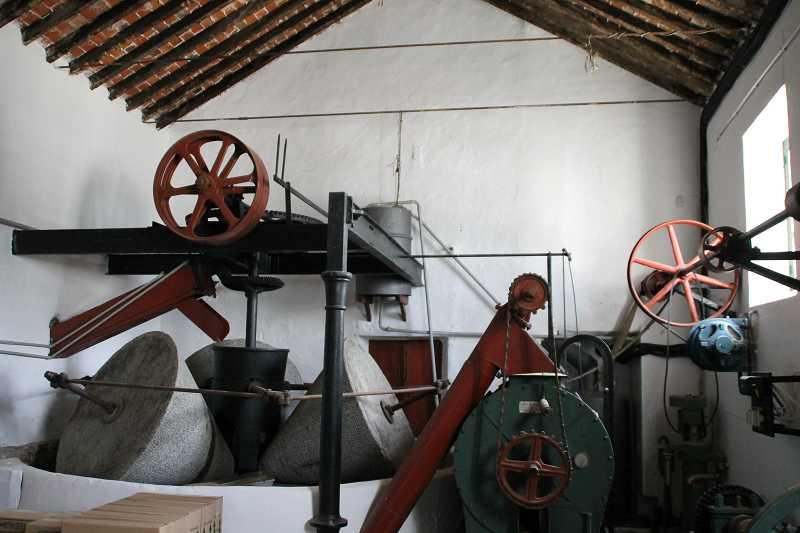 Oil Museum of Mondron