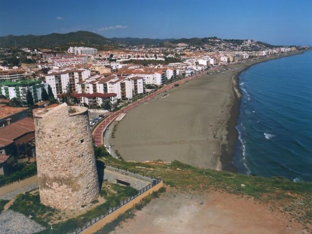 Torre Almenara Rincon de la Victoria